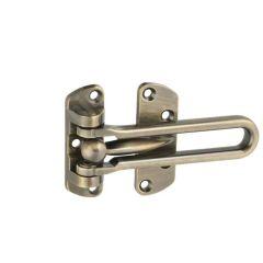 DOOR GUARD ZINC PB W/30mm SCRW POLISHED BRASS